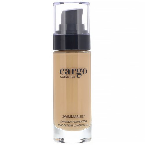 Cargo, Swimmables, Longwear Foundation, 40, 1 fl oz (30 ml) Review