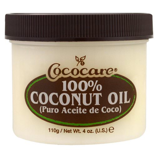 Cococare, 100% Coconut Oil, 4 oz (110 g) Review