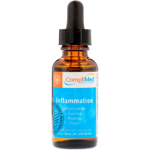 CompliMed, Inflammation, 1 fl oz (30 ml) Review