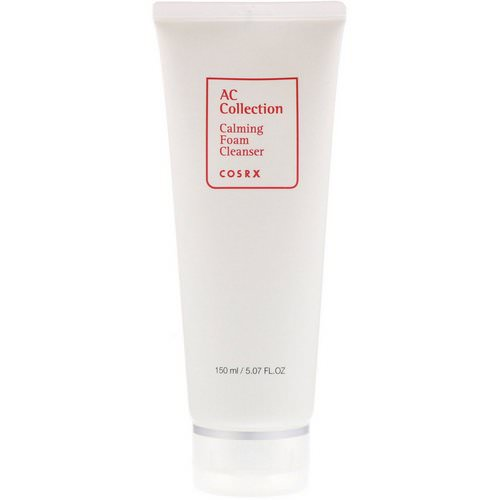 Cosrx, AC Collection, Calming Foam Cleanser, 5.07 fl oz (150 ml) Review