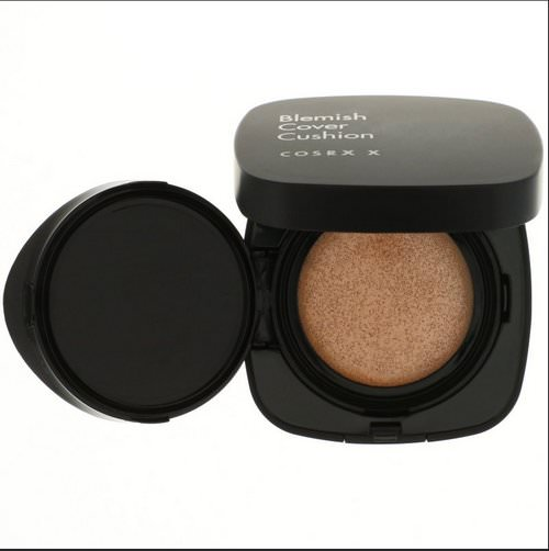 Cosrx, Clear Fit Blemish Cushion, 27 Deep Beige, 0.52 oz (15 g) Review