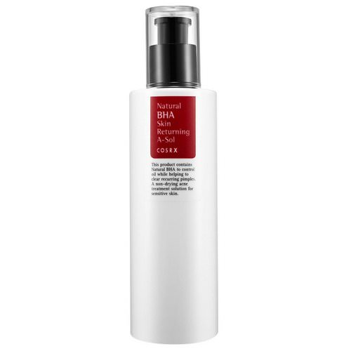 Cosrx, Natural BHA Skin Returning A-Sol, 100 ml Review