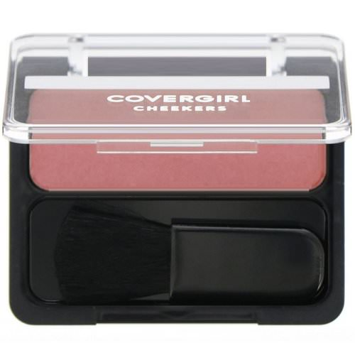 Covergirl, Cheekers, Blush, 110 Classic Pink, .12 oz (3 g) Review