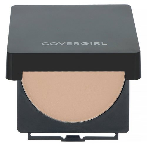 Covergirl, Clean, Powder Foundation, 520 Creamy Natural, .41 oz (11.5 g) Review