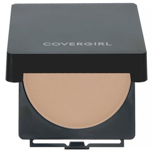 Covergirl, Clean, Powder Foundation, 530 Classic Beige, .41 oz (11.5 g) Review