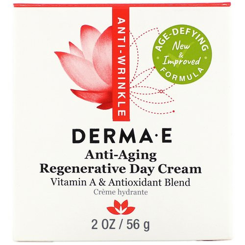 Derma E, Anti-Aging Regenerative Day Cream, 2 oz (56 g) Review