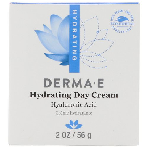 Derma E, Hydrating Day Cream, 2 oz (56 g) Review