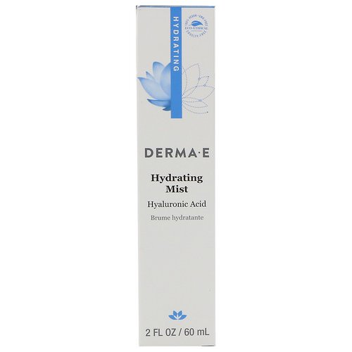 Derma E, Hydrating Mist, 2 fl oz (60 ml) Review