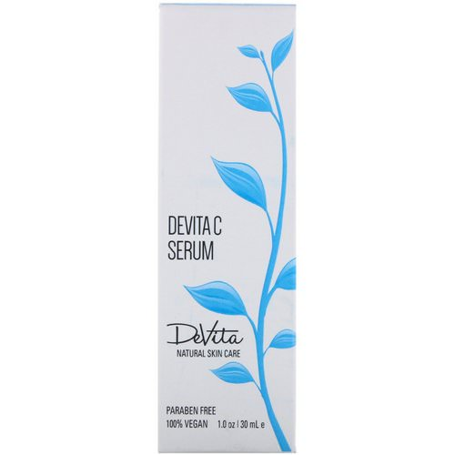 DeVita, Devita-C Serum, 1 oz (30 g) Review