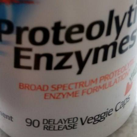 Proteolytic Enzyme, Digestion