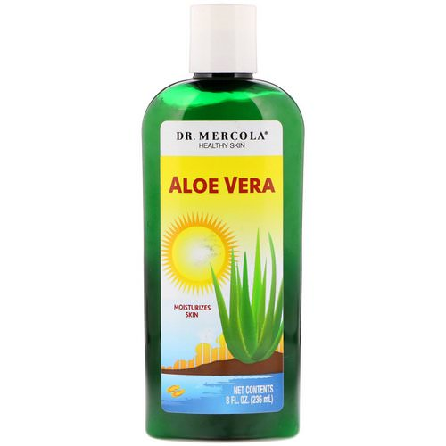 Dr. Mercola, Aloe Vera, 8 fl oz (236 ml) Review