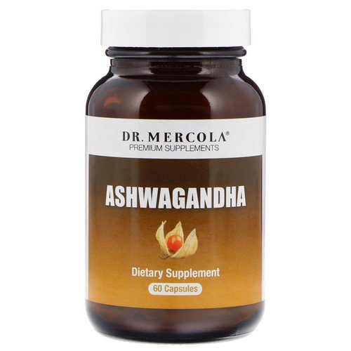 Dr. Mercola, Ashwaganda, 60 Capsules Review