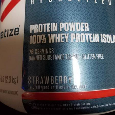 Whey Protein, Sports Nutrition