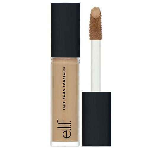 E.L.F, 16HR Camo Concealer, Tan Latte, 0.203 fl oz (6 ml) Review