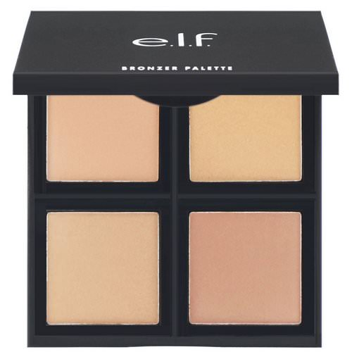 E.L.F, Bronzer Palette, Bronze Beauty, 0.49 oz (13.9 g) Review