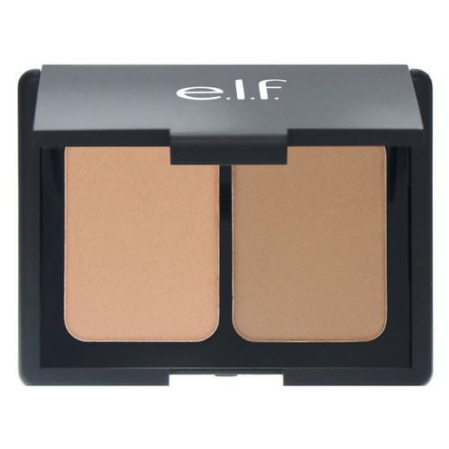 E.L.F, Contouring Blush & Bronzing Powder, St Lucia, 0.30 oz (8.4 g) Review