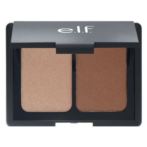 E.L.F, Contouring Blush & Bronzing Powder, Turks & Caicos, 0.30 oz (8.4 g) Review