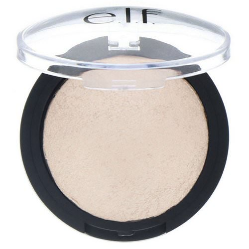 E.L.F, Baked Highlighter, Moonlight Pearls, 0.17 oz (5 g) Review