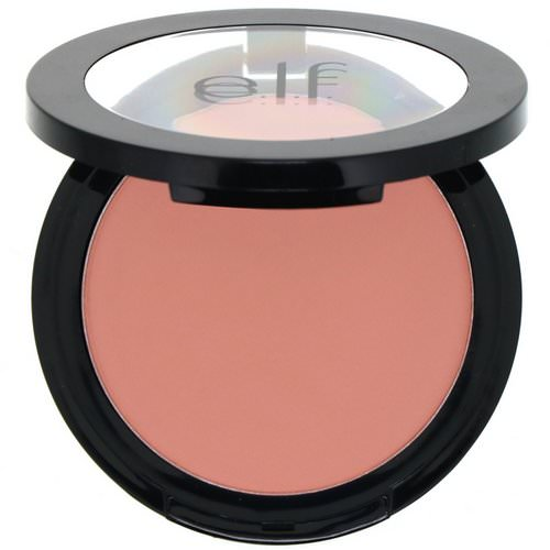 E.L.F, Primer-Infused Blush, Always Cheeky, 0.35 oz (10 g) Review