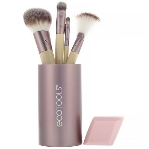 EcoTools, Festive and Flawless Beauty Kit, 6 Piece Kit Review