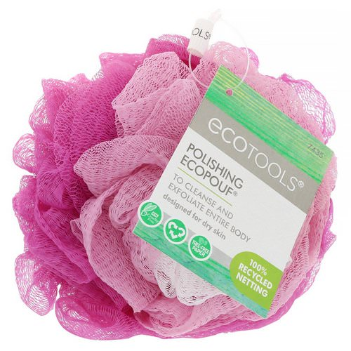 EcoTools, Polishing EcoPouf, 1 Sponge Review