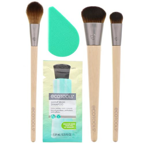 EcoTools, Prep and Refresh Beauty Kit, 6 Piece Kit Review