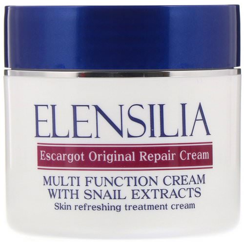 Elensilia, Escargot Original Repair Cream, 50 g Review