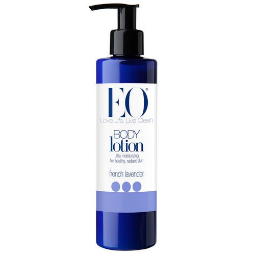 EO Products, Body Lotion, French Lavender, 8 fl oz (236 ml) Review