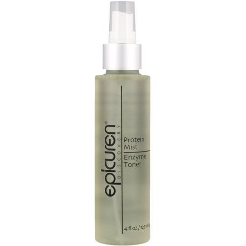 Epicuren Discovery, Protein Mist Enzyme Toner, 4 fl oz (125 ml) Review