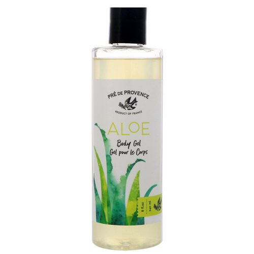 European Soaps, Pre de Provence, Aloe Body Gel, 8 fl oz (240 ml) Review
