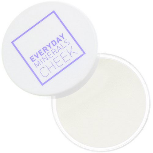Everyday Minerals, Cheek, Brighten Up, Luminous Blush, .17 oz (4.8 g) Review