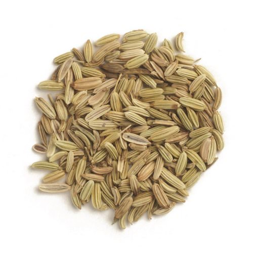 Frontier Natural Products, Organic Whole Fennel Seed, 16 oz (453 g) Review