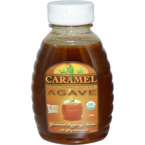 FunFresh Foods, Organic Blue Agave, Gourmet Dipping Nectar, Caramel, 8 fl oz (236.64 ml) Review