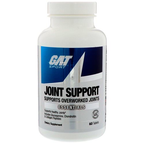 GAT, Essentials Joint Support, 60 Tablets Review