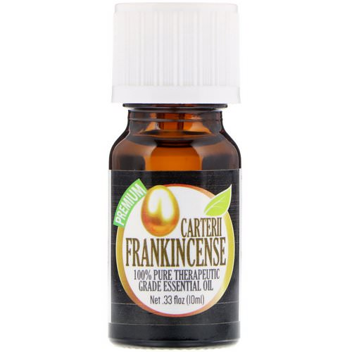 Healing Solutions, 100% Pure Therapeutic Grade Essential Oil, Carterii Frankincense, 0.33 fl oz (10 ml) Review