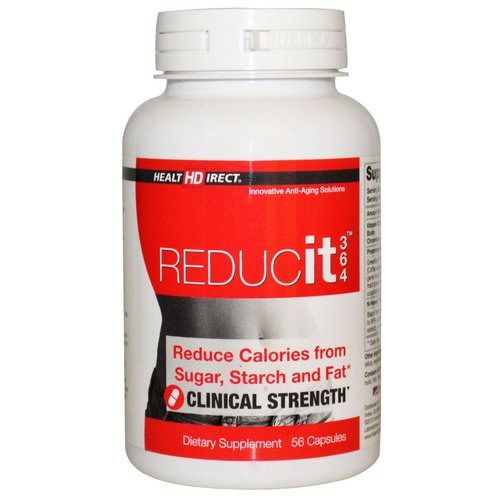 Health Direct, Reducit 364, 56 Capsules Review