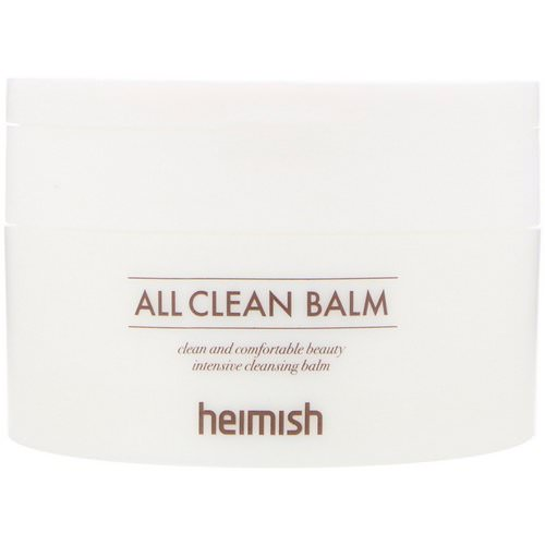 Heimish, All Clean Balm, 120 ml Review