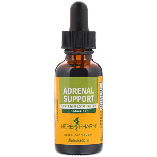 Herb Pharm, Adrenal Support, 1 fl oz (30 ml) Review