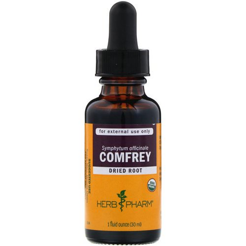 Herb Pharm, Comfrey, 1 fl oz (30 ml) Review