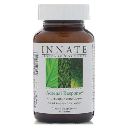 Innate Response Formulas, Adrenal Response, 60 Tablets Review