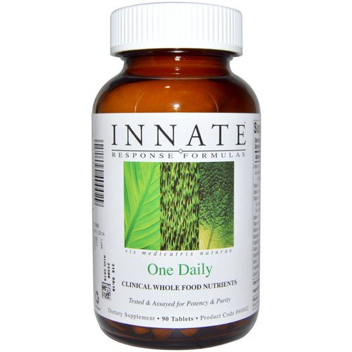Innate Response Formulas, One Daily, 90 Tablets Review
