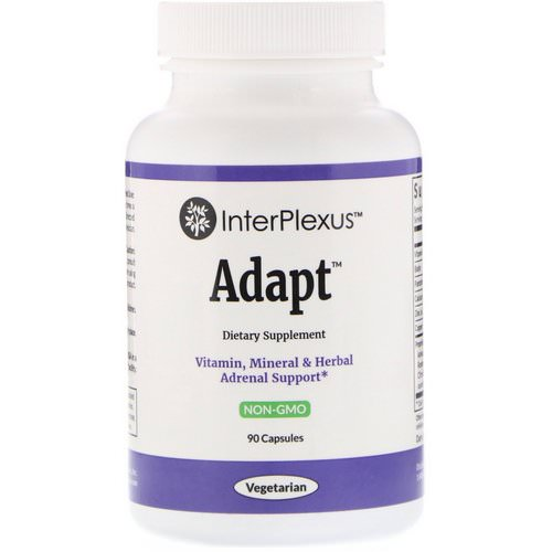 InterPlexus, Adapt, 90 Capsules Review