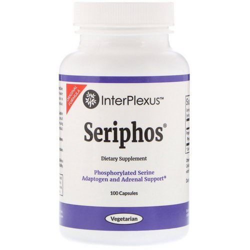 InterPlexus, Seriphos, 100 Capsules Review