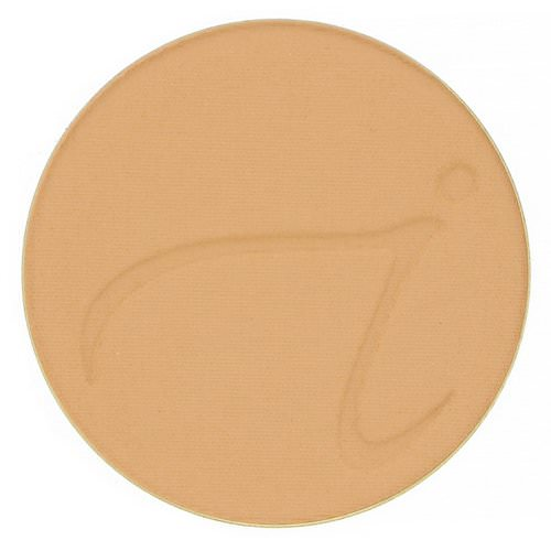 Jane Iredale, PurePressed Base, Mineral Foundation Refill, SPF 20 PA++, Golden Tan, 0.35 oz (9.9 g) Review