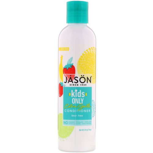 Jason Natural, Kids Only! Extra Gentle Conditioner, 8 oz (227 g) Review