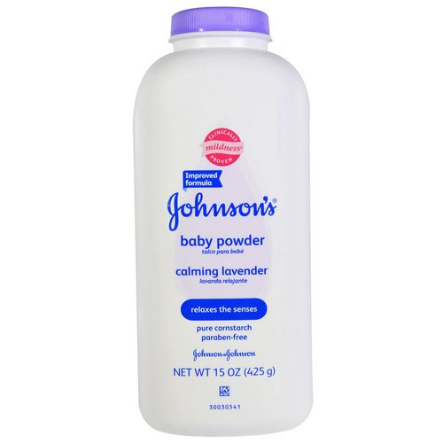 Johnson & Johnson, Baby Powder, Calming Lavender, 15 oz (425 g) Review