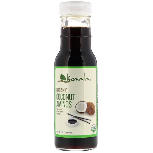 Kevala, Organic Coconut Aminos, 8 fl oz (236 ml) Review
