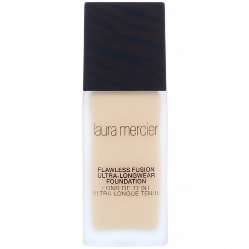 Laura Mercier, Flawless Fusion, Ultra-Longwear Foundation, 2N1.5 Beige, 1 fl oz (30 ml) Review