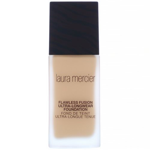 Laura Mercier, Flawless Fusion, Ultra-Longwear Foundation, 2N2 Linen, 1 fl oz (30 ml) Review