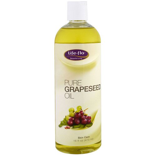 Life-flo, Pure Grapeseed Oil, 16 fl oz (473 ml) Review